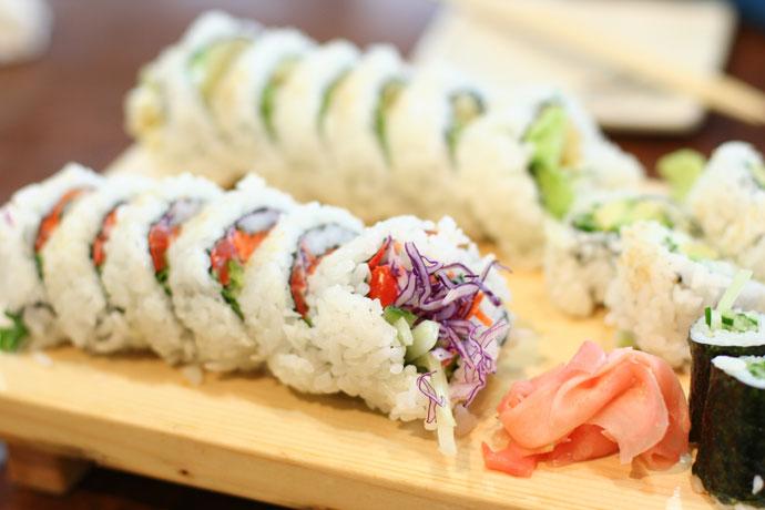 sushi-vegetarian
