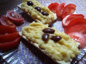 Salata de vinete cu dovlecel