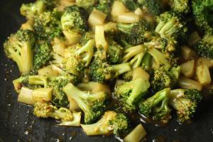 Broccoli Sichuan